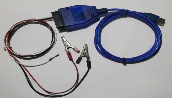 FBH USB Diagnostic Cable
